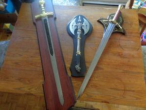 lot de épées