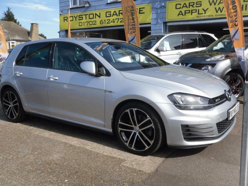 bad credit car finance available 2014 64 volkswagen golf 2 0tdi 184 gtd dsg auto in southend. Black Bedroom Furniture Sets. Home Design Ideas