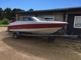 Boat -BAYLINER Capri 18ft