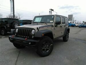 2018 Jeep Wrangler Unlimited Rubicon 4x4  - Navigation - $331.26