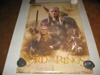 2-Funky 2003 >>THE LORD OF THE RINGS<< **LEGOLAS** Posters