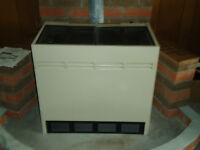 GAS FIRED ROOM HEATER