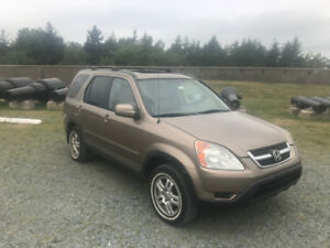 Honda CR-V 2003 - Good condition.