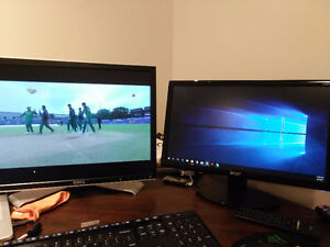 Dell monitor in very good condition