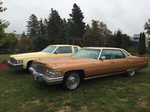 REDUCED 1976 Cadillac Sedan deVille d'Elegance
