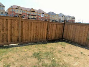 SAVE TAX on Fence Installation and Replacement