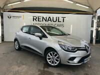 2017 Renault Clio RENAULT CLIO 1.2 16V Dynamique Nav 5dr Hatchback Petrol Manual