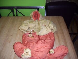Infant / Baby / Toddler Snowsuit Winnie the Pooh