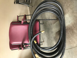 Brand new industrial 50ft 1 inch rubber garden hose