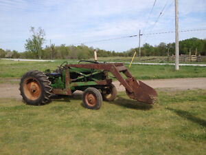 John Deer 1010 tractor for sale
