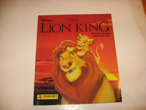 Autocolants Stickers Album roi lion aladin 101 dalmasiens Harry