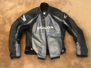 Genuine Honda Leather Jacket