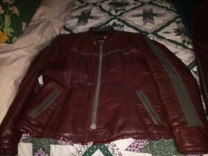 ladies leather motorcycle suit
