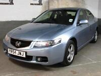 2004 '54 HONDA ACCORD 2.2 i-CTDi EXECUTIVE Htd.Elec.LEATHER Last Owner from 2007