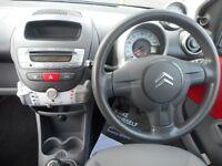 Citroen C1 VTR PLUS (red) 2010