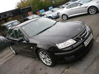 2005 Saab 9-3 2.0T Auto 210BHP Aero * LOVELY EXAMPLE * GREAT VALUE *