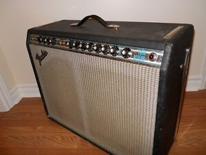 Vintage Fender Twin Reverb - '73 Silverface (moving in February) Kingston Kingston Area image 5