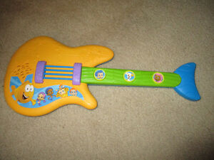 Bubble Guppies guitar