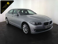 2012 BMW 520D SE AUTOMATIC 4 DOOR SALOON 1 OWNER BMW SERVICE HISTORY FINANCE PX