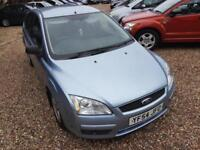 Ford Focus 1.6 115 Ghia Hatchback, Only 66k, Low Mileage