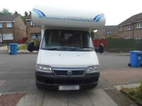 ACE Novella Torino, 4 berth, over head cab bed for sale