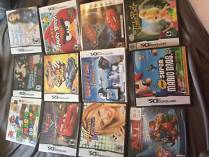 Purple 3DS is good shape! 13 games Working condition St. John's Newfoundland image 1