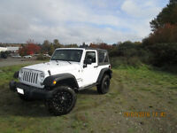 2014 Jeep Wrangler - REDUCED TO SELL