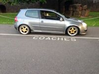 Mk5 golf gt tdi air ride