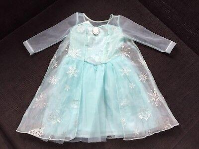 H&M Kinder Disney Kleid/Verkleidung Grün Gr. 92 NEU !!