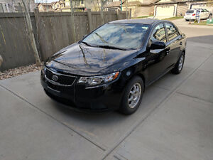 2013 Kia Forte Sedan LOW KM