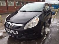 Bargain Vauxhall corsa full years MOT low miles ready to go