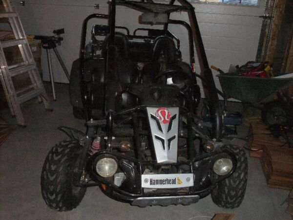 Used 2008 Other Hammerhead