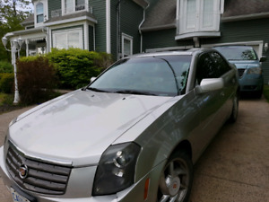 2006 CTS Cadillac loaded leather sunroof
