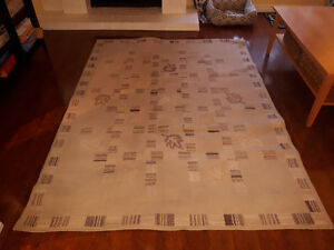 "Area Rug from Smoke Free, Pet Free home! - 93"" x 59"""