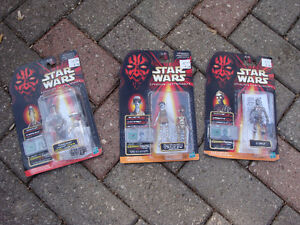 Star Wars figures, Commtech London Ontario image 1