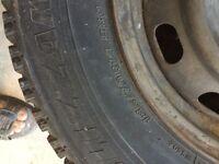 Bridgestone Blizzak 185/70 R 14