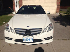 2012 Mercedes-Benz E-Class E350 Coupe (2 door)