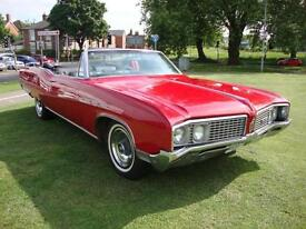 Buick Electra 225 7.4 Auto Convertible, LHD, Rare Classic, Lovely Throughout!