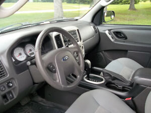 2007 Ford Escape XLT Kitchener / Waterloo Kitchener Area image 5