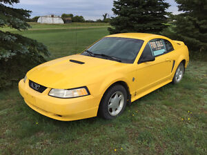 1999 Ford Mustang 35th Anniversary Coupe V6 ($2500 OBO)