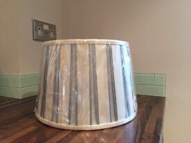 Laura Ashley lampshade NEVER USED