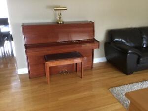 Upright Piano Droit