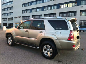 2003 Toyota 4Runner LIMITED V8 4X4 FULL ÉQUIPE 4950$