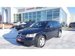2014 Dodge Journey Canada Value PkgCVP/SE Plus