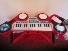 Children's musical keyboard.