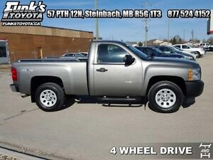 2013 Chevrolet Silverado 1500 WT 4x4  - Low Mileage