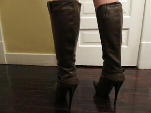 Dress Boots just in time for fall size 8.5 Cambridge Kitchener Area image 3