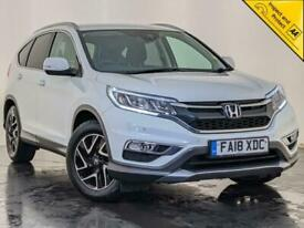 image for 2018 HONDA CR-V SE+ I-DTEC PARKING SENSORS SAT NAV 1 OWNER SERVICE HISTORY