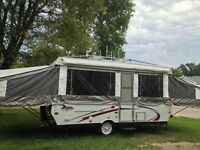 Palomino Mustang tent trailer - NEW Canvas