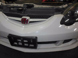 2002-2004 Jdm Acura Rsx Front End Hid Dc5 Type R Bumper Lip Rsx